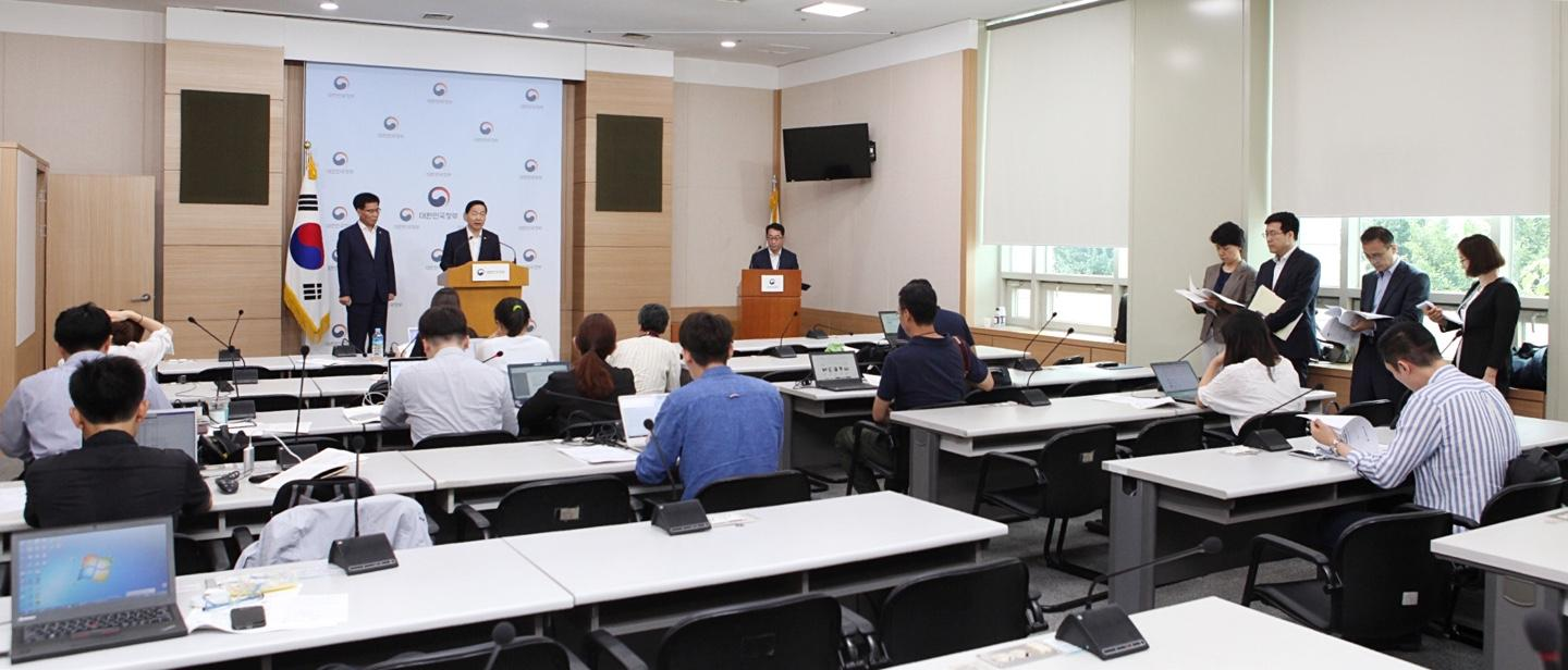 Briefing on continuing vocational training 사진