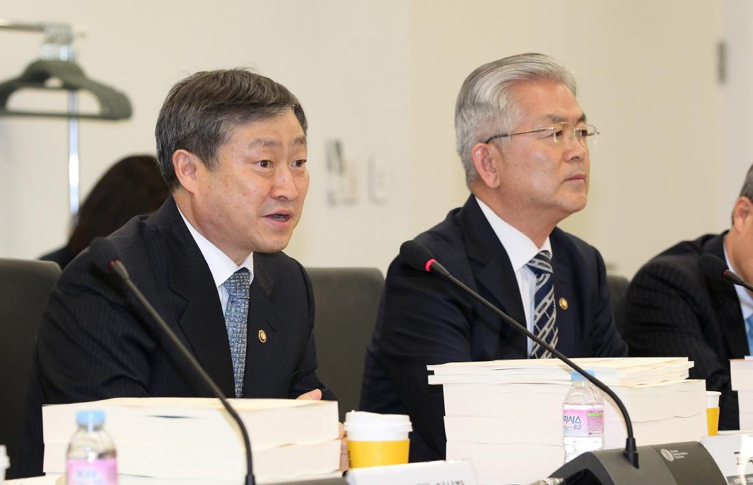Vice Minister Attends Humanities Promotion Council 사진